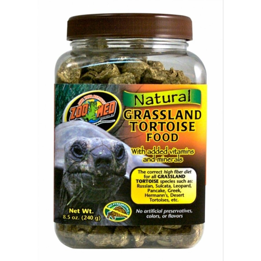 Natural Grassland Tortoise Food / Size 8.5 Oz