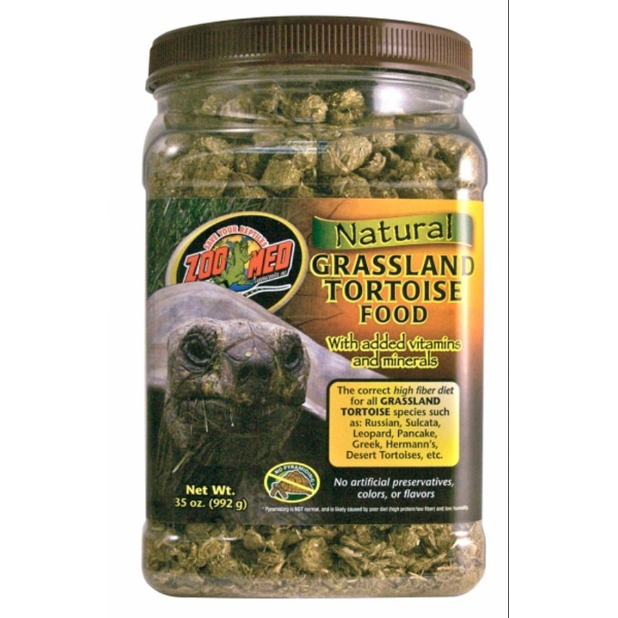 Natural Grassland Tortoise Food / Size 35 Oz