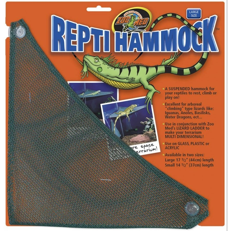 Zoomed Repti Hammock / Size Large