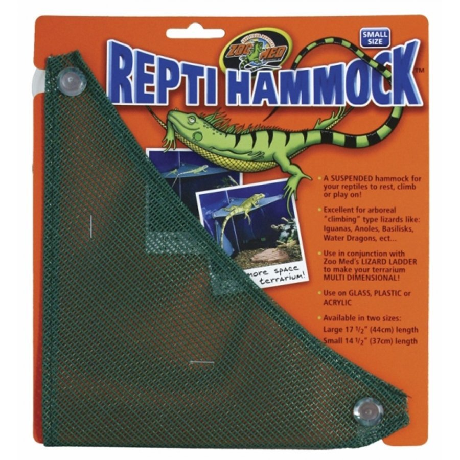 Zoomed Repti Hammock / Size Small