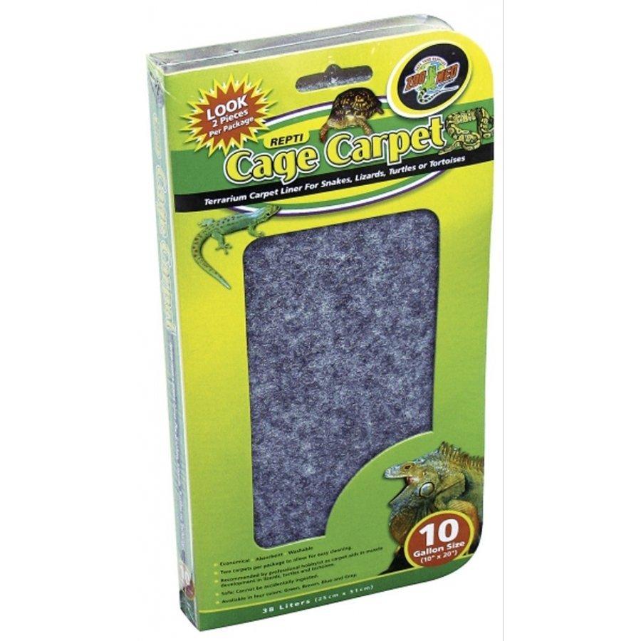 Repti Cage Carpet / Size 10 Gal