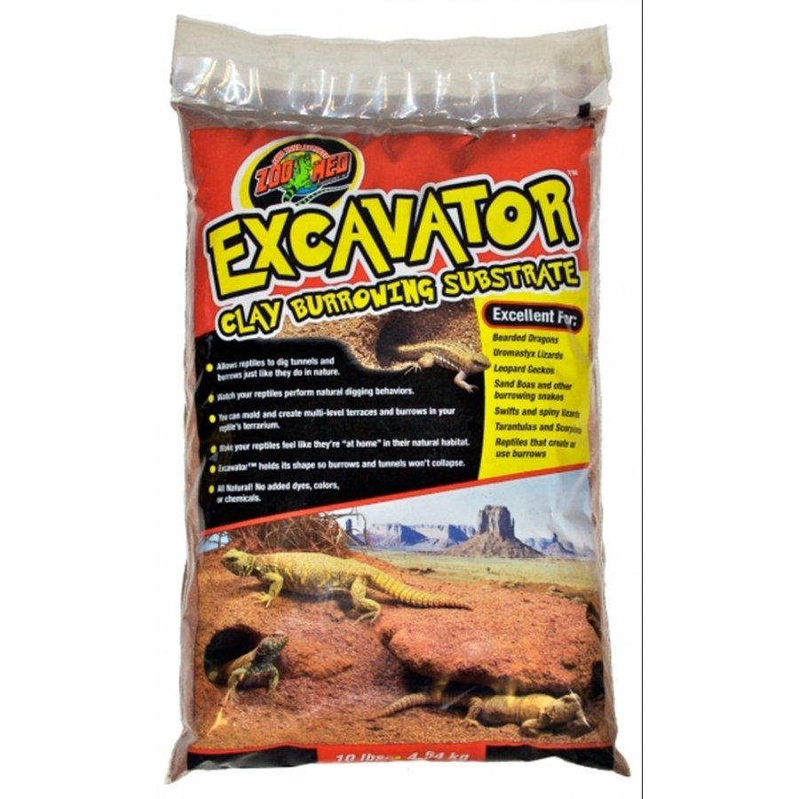 Excavator Clay Burrow Substrate 10 Lbs