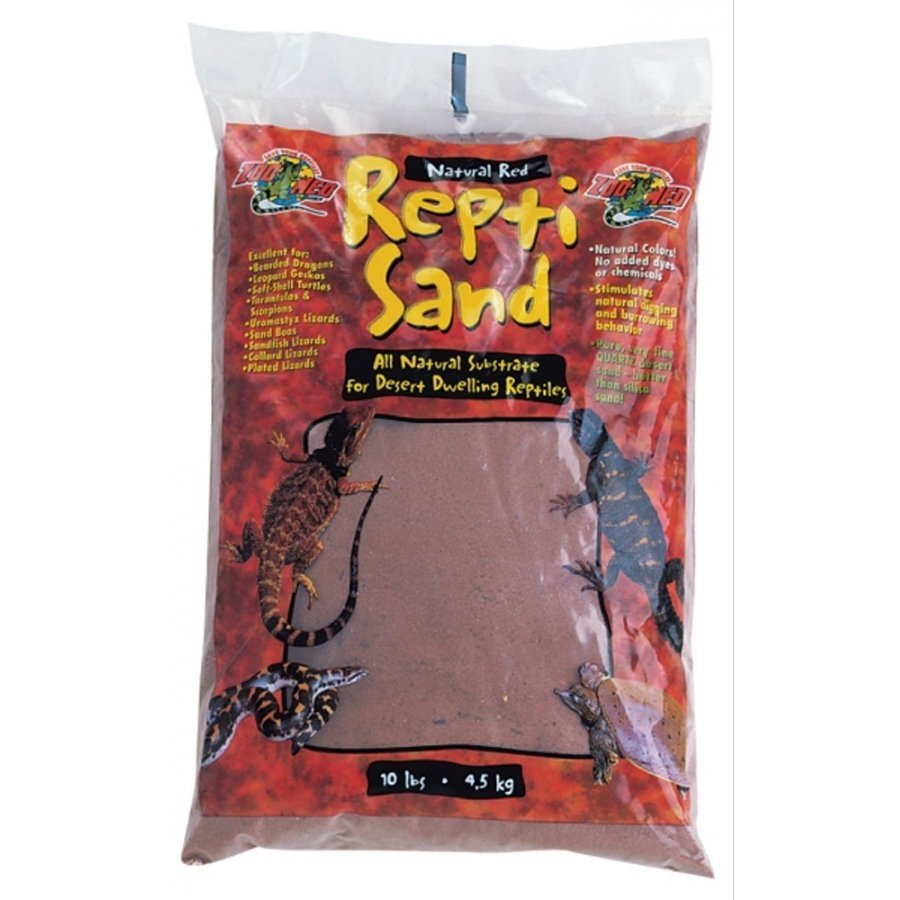 Repti Sand Natural 10 Lbs Case Of 3