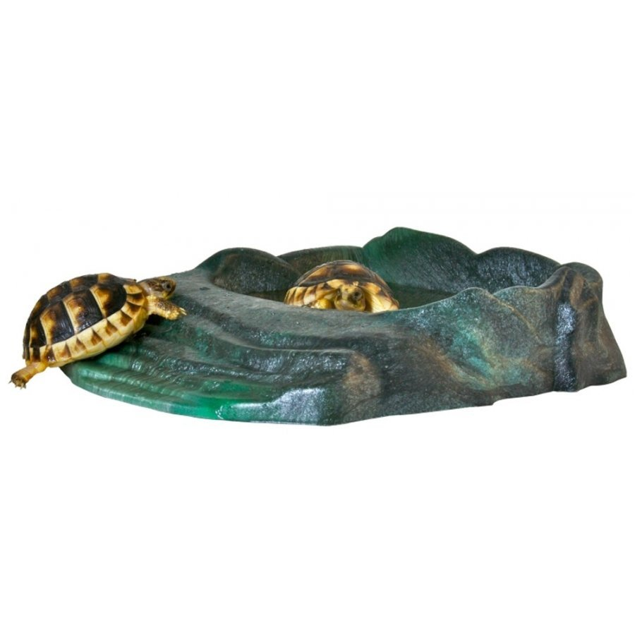 Repti Ramp Reptile Water Bowl / Size Large