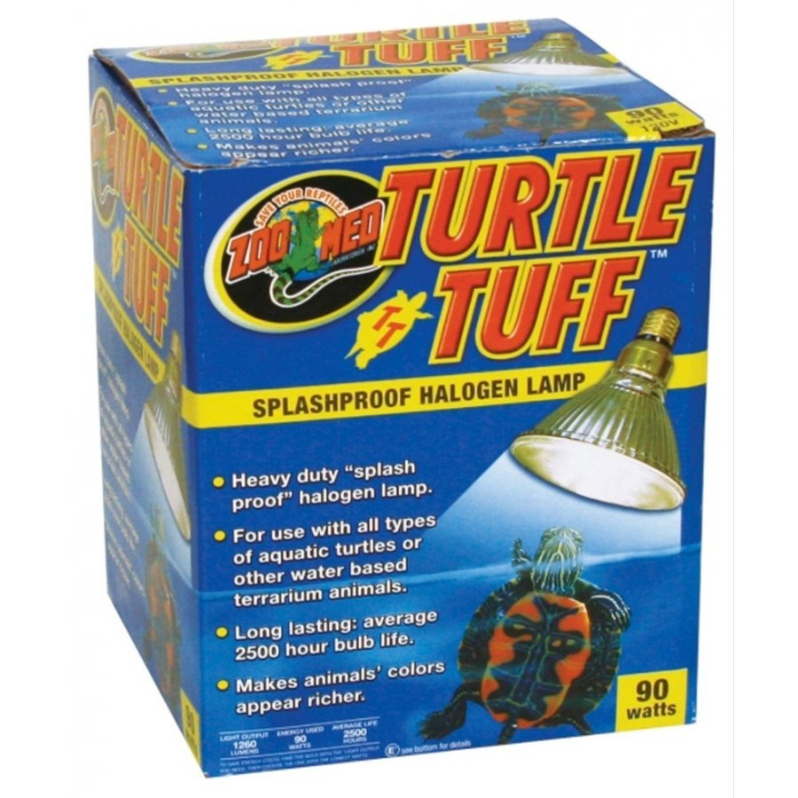 Turtle Tuff Halogen Lamp / Wattage 90