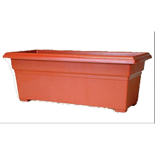 Countryside Flower Boxes  / Size (Large / Terra Cotta) Best Price