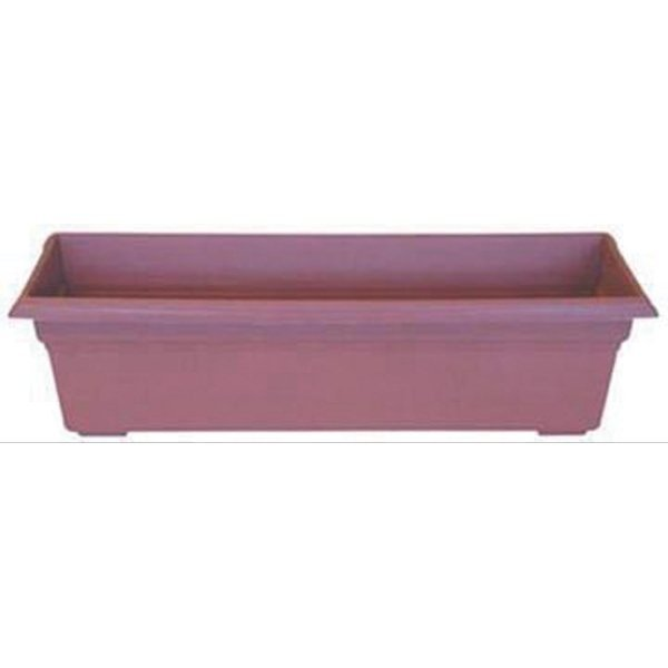 Countryside Flower Boxes  / Size (XLarge / Terra Cotta)