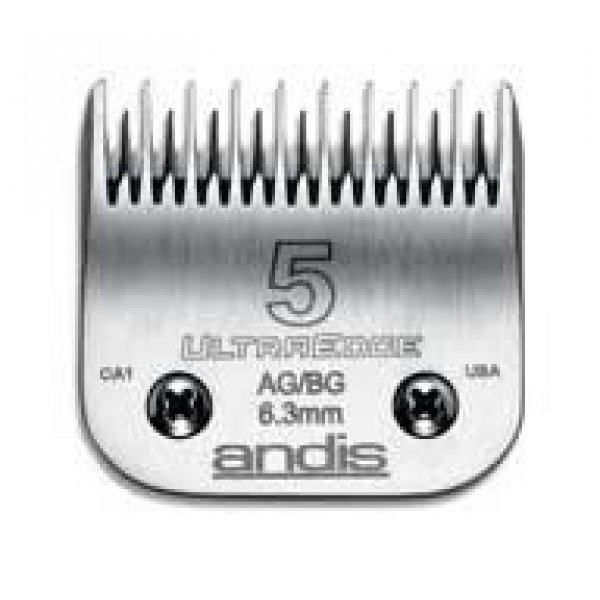 Clipper Blade Andis 5 Skip Tooth Item 64079