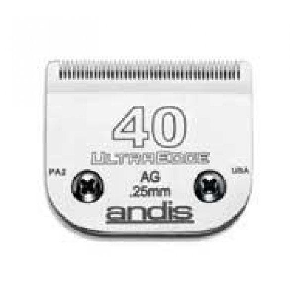 Andis Ag Blades Size 40