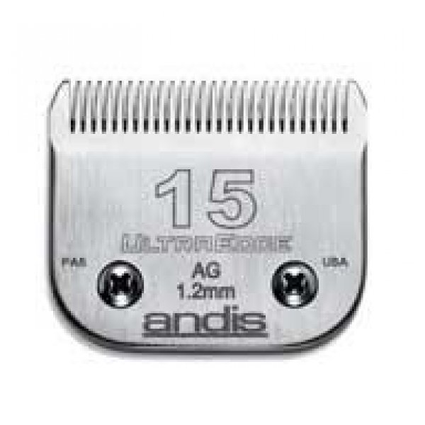 Andis Ag Blades Size 15