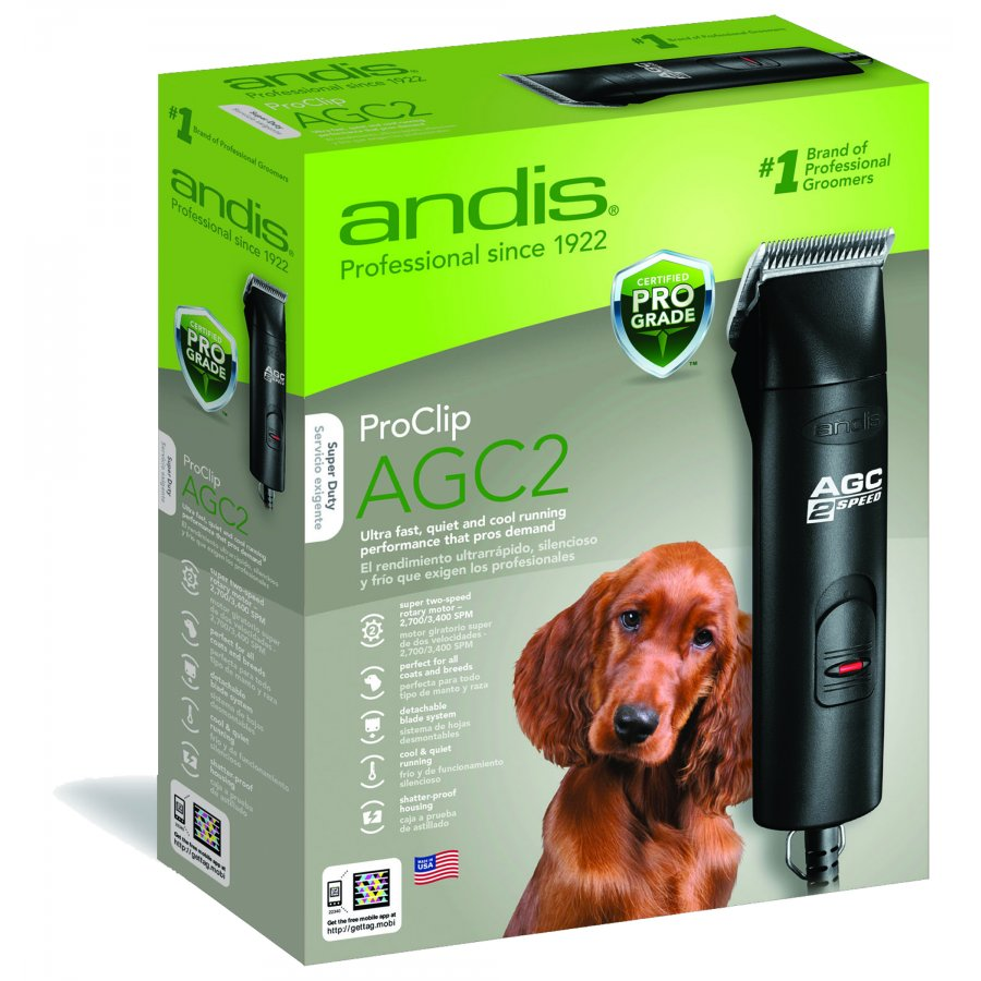 Agc 2 Speed Professional Clipper
