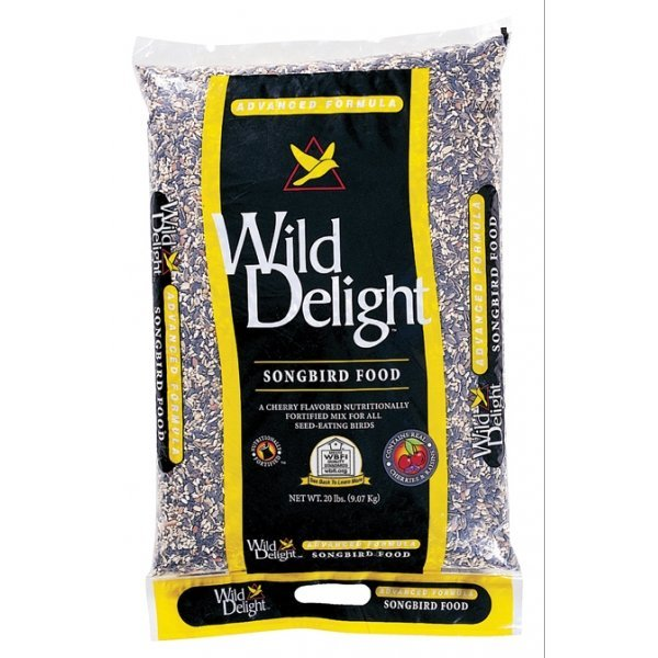 Wild Delight Songbird Food 20 Lb