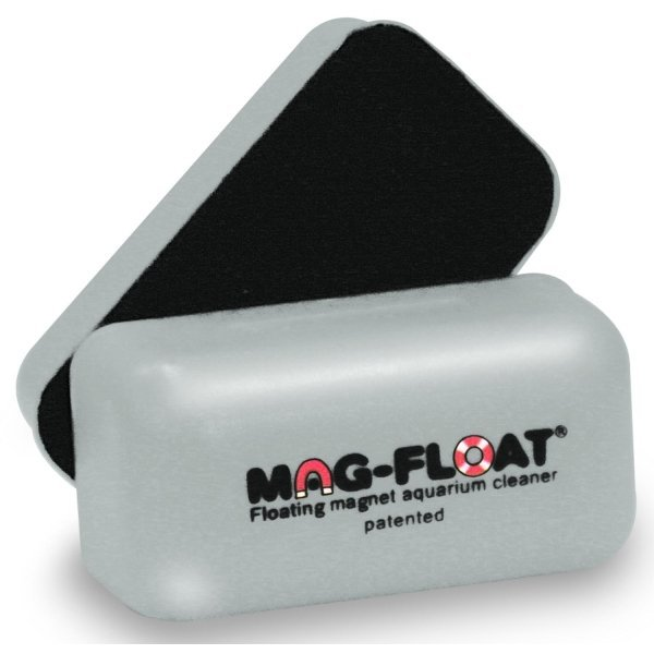 Mag Float Glass Cleaner For Aquariums / Size Small