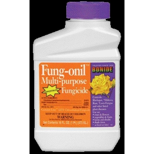 Fungonil Multipurpose Fungicide / Size (16 oz. Concentrate) Best Price