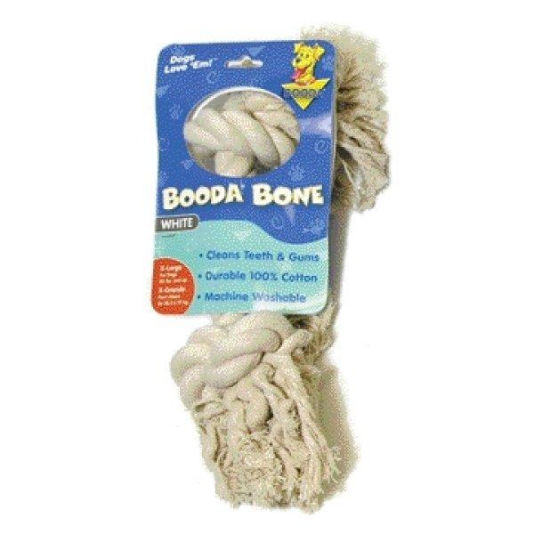 Booda Bone Dog Tug Toy / Size White X Large