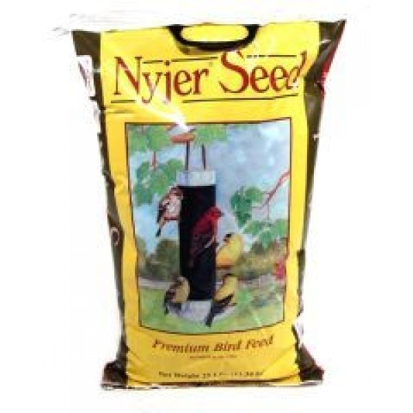 Nyjer Seed for Wild Birds - 25 lbs Best Price