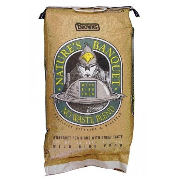 BirdLovers Blend No Waste Bird Seed / Size (20 lb) Best Price