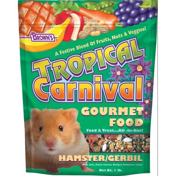 Tropical Carnival Hamster Food / Size (2 lb) Best Price