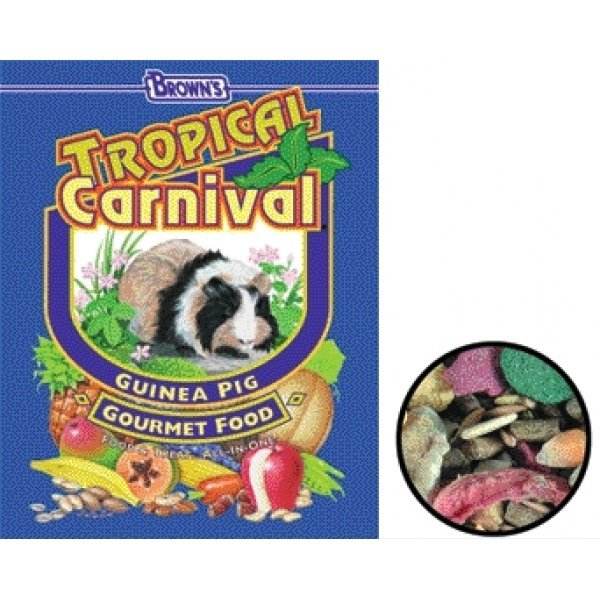 Tropical Carnival Guinea Pig / Size (20 lb) Best Price