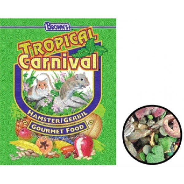 Tropical Carnival Hamster Food / Size (20 lb) Best Price