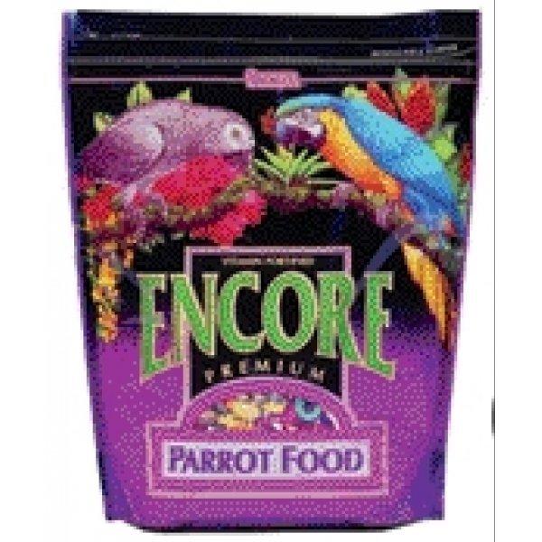 Encore Bird Food / Type Parrot / 4 Lbs.