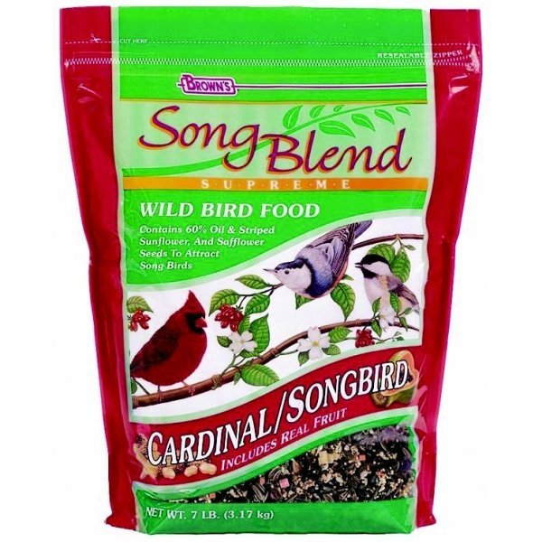 SongBlend Cardinal/Songbird Wildbird Blend  (Case of 6) Best Price