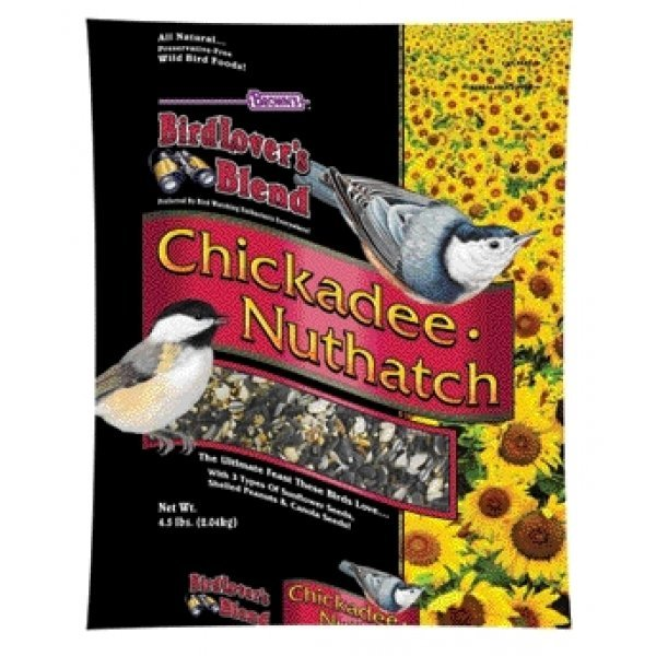 Chickadee-Nuthatch Wild Bird Blend - 4.5 lbs. Best Price
