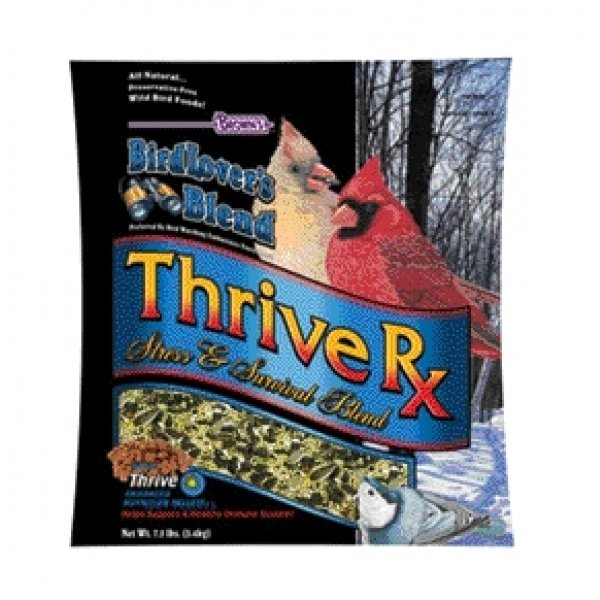 Birdlovers Thrive RX Stress / Survival Blend / Size (7.5 lbs.) Best Price