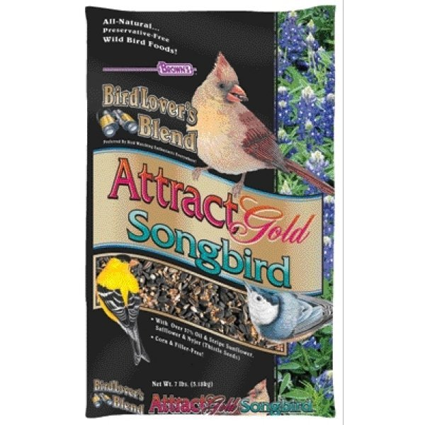 Birdlovers Blend Attract Gold Wild Bird Seed / Size (7 lbs.) Best Price