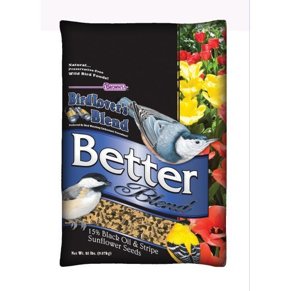 Natures Banquet Better Blend Wild Bird Seed / Size (20 lbs.) Best Price