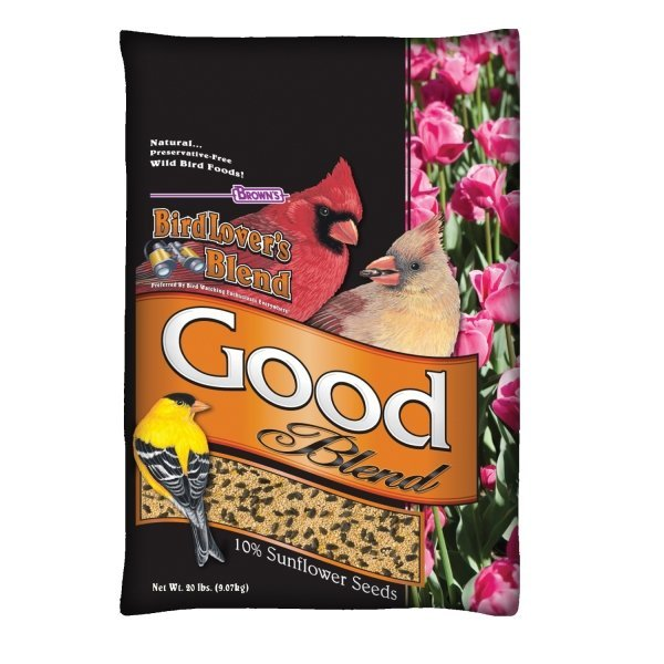 Natures Banquet Good Blend Wild Bird Food / Size (20 lb) Best Price