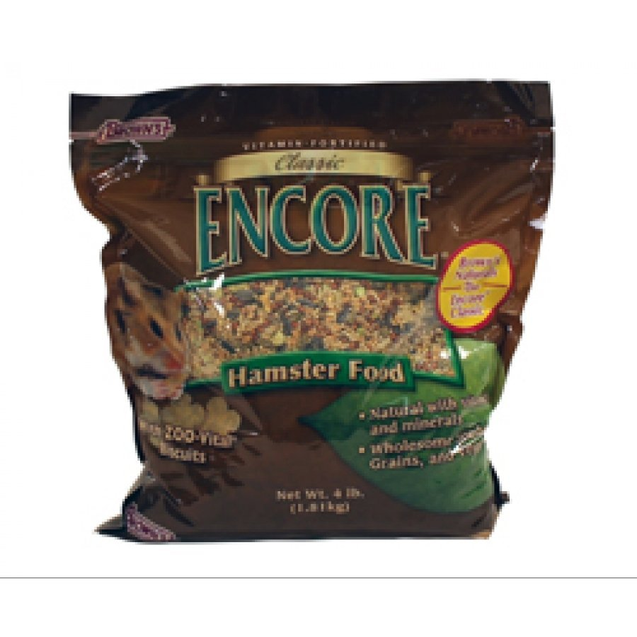 Encore Classic Natural Hamster Food - 4 lb. Best Price