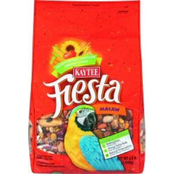 Fiesta Food Macaw / Size (4.5 lbs) Best Price