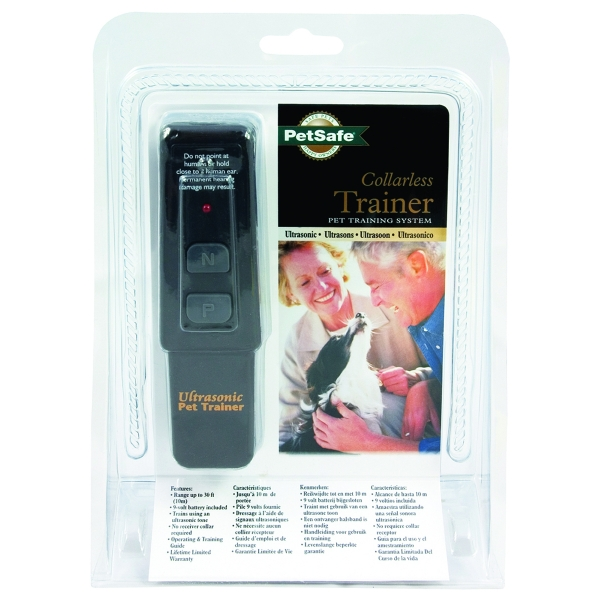 Ultrasonic Remote Pet Trainer