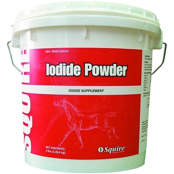 Iodide Powder / Size (4 lbs.) Best Price