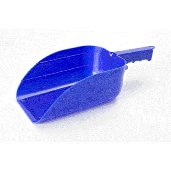 Little Giant Feed Scoop 5 pint / Color (Blue)
