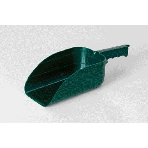 Little Giant Feed Scoop 5 Pint / Color Green