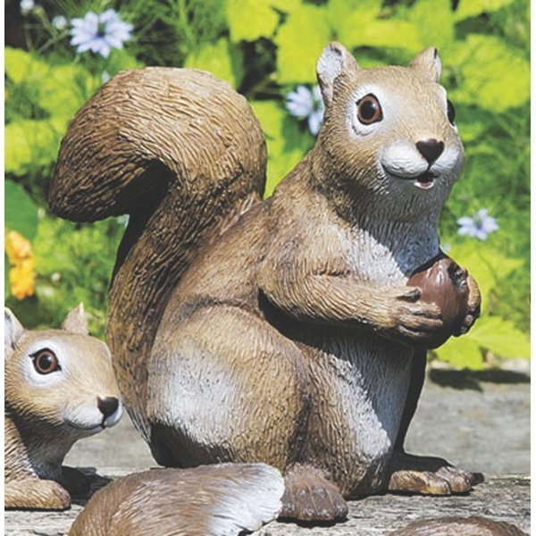 Squirrel Lawn Ornament Best Price