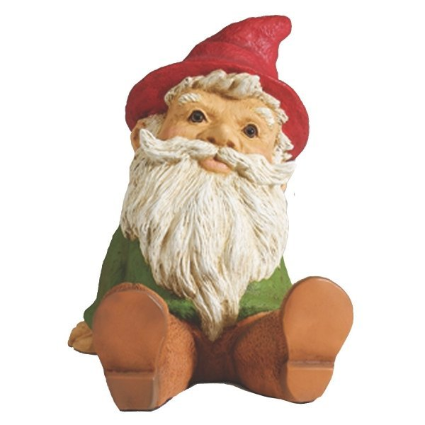 Sitting Gnome Lawn Ornament Best Price