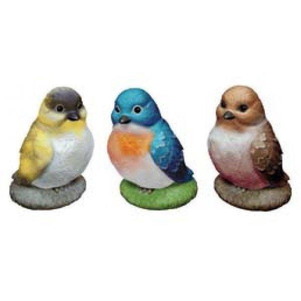 Songbird Outdoor Decor Statues - 3 pk Best Price