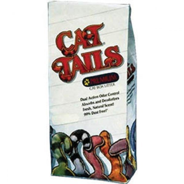 Cat Tails Cat Litter / Size 50 Lbs / Unscented