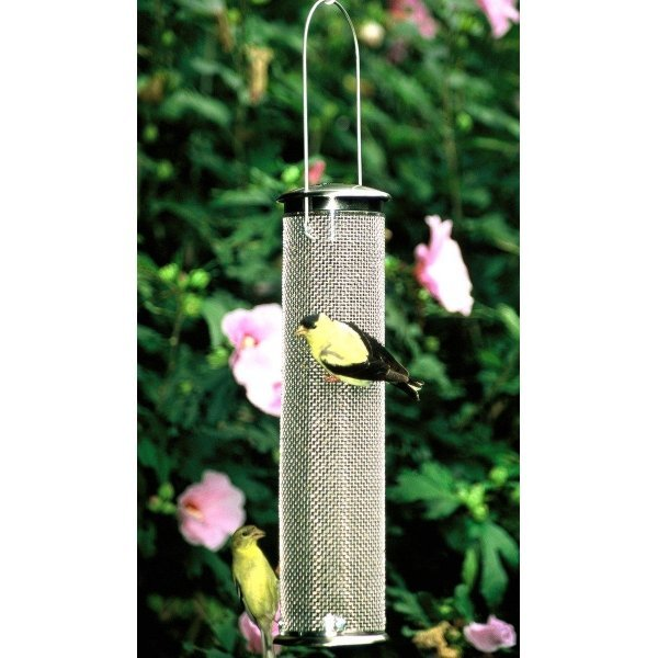 Nyjer Mesh Finch Feeder / Size Medium