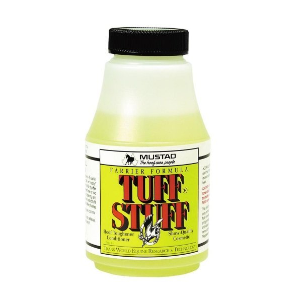 Capewell Horsenails Tuff Stuff Clear 7.5 oz. Best Price
