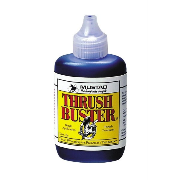 Capewell Horsenails Thrush Buster  2 oz. Best Price