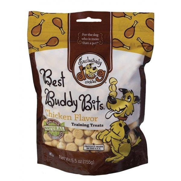 Best Buddy Bits Dog Treats / Flavor Chicken / 5.5 Oz
