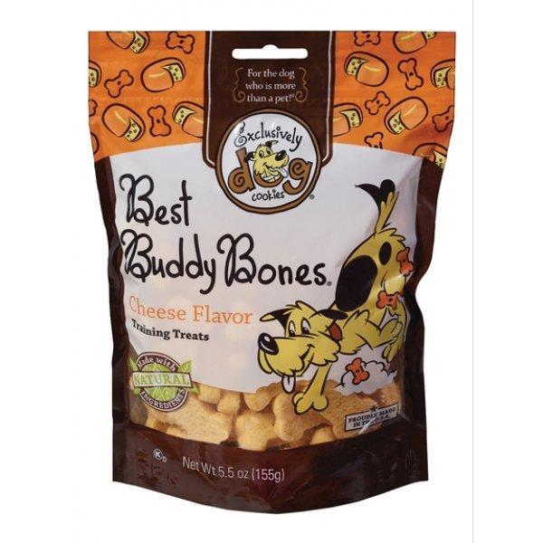 Best Buddy Dog Treat 5.5 Oz / Flavor Cheese
