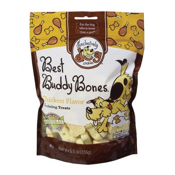 Best Buddy Dog Treat 5.5 Oz / Flavor Chicken