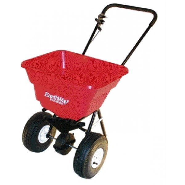 Earthway 2050P Broadcast Spreader - 80 lb. HOPPER Best Price