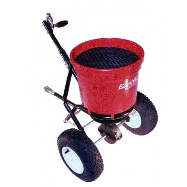 Earthway 2150T Professional Tow Broadcast Spreader - 50 lb. HOPPER Best Price