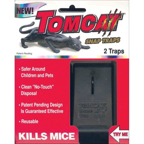 Tomcat Snap Traps 2 pack (Case of 12) Best Price